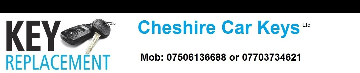 Cheshire Car keys